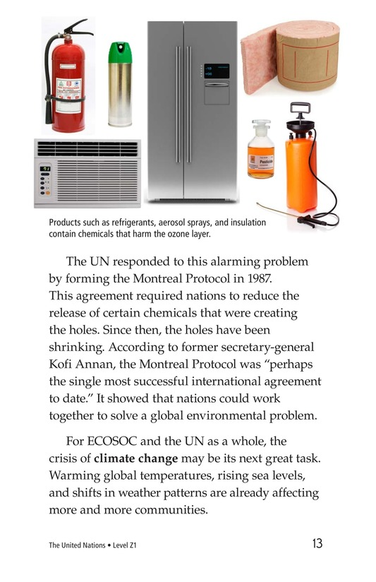 Book Preview For The United Nations Page 13