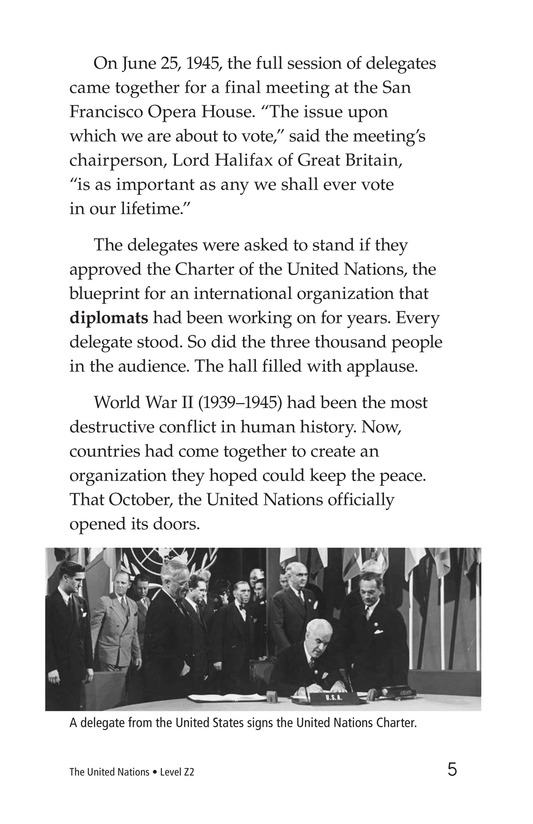 Book Preview For The United Nations Page 5