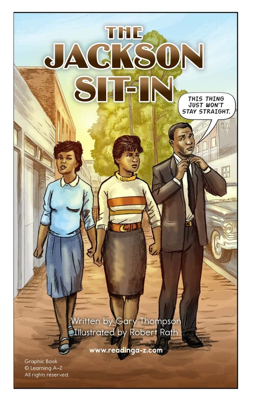 Book Preview For The Jackson Sit-In Page 2