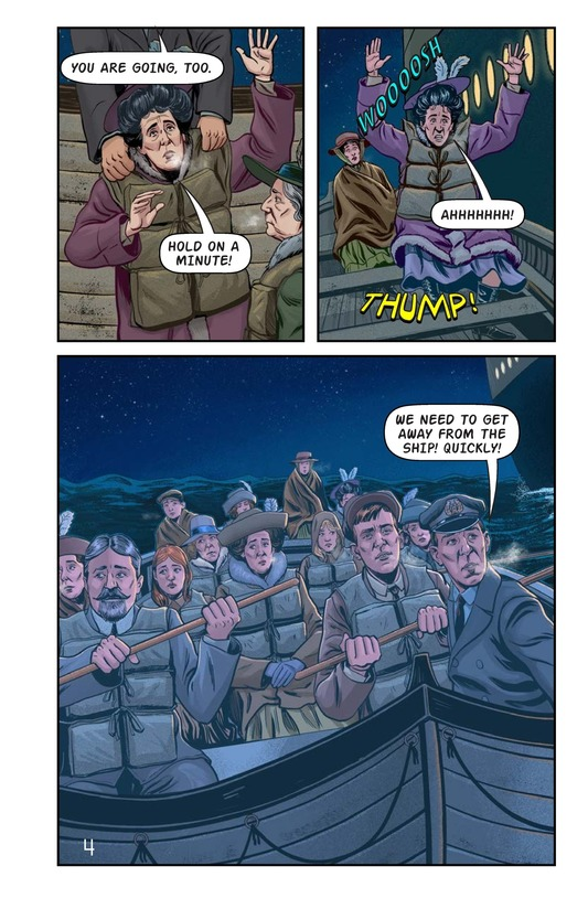 Book Preview For Margaret Brown: Heroine of the Titanic Page 5