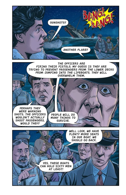 Book Preview For Margaret Brown: Heroine of the Titanic Page 7