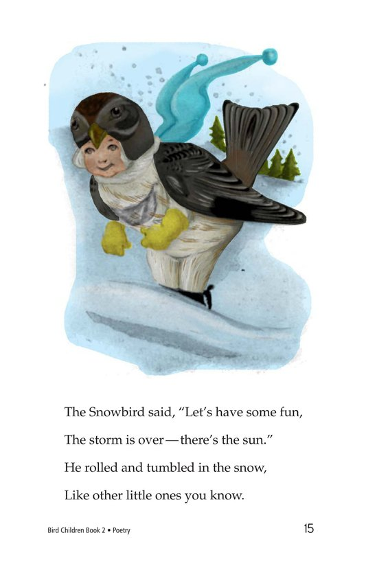 Book Preview For Bird Children Book 2 Page 15