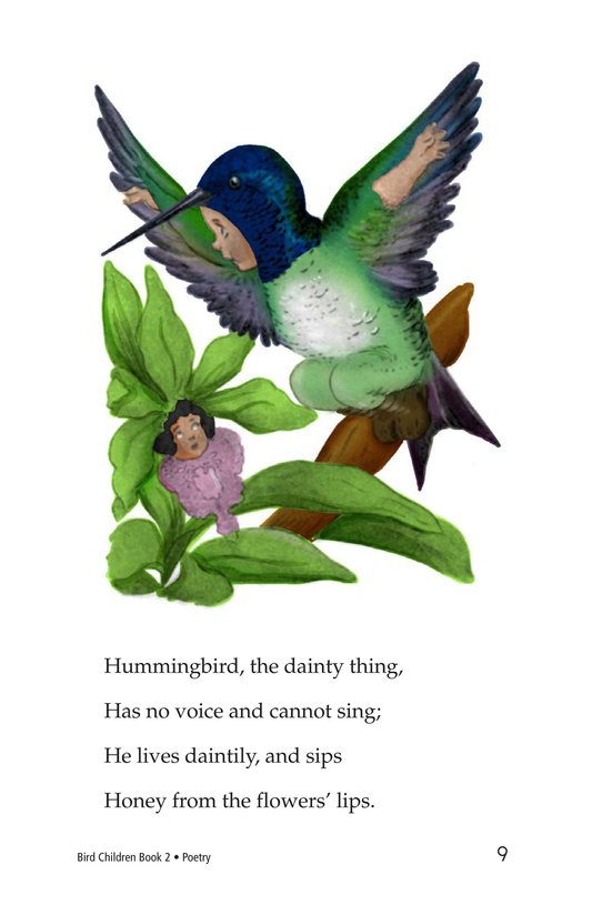 Book Preview For Bird Children Book 2 Page 9
