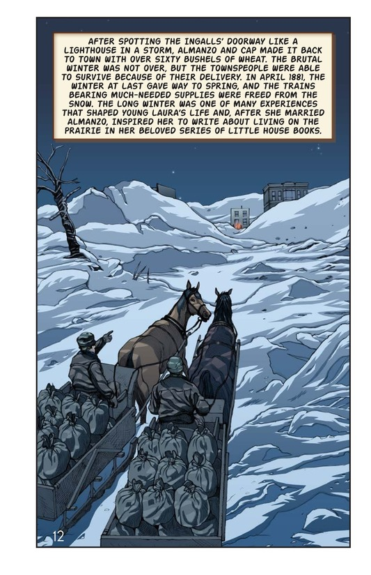 Book Preview For Surviving the Snow Winter Page 13