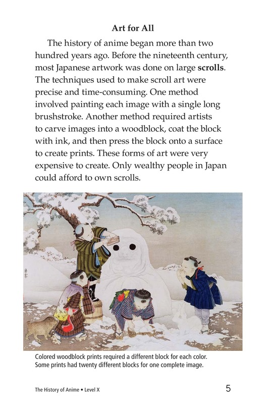 Book Preview For The History of Anime Page 5