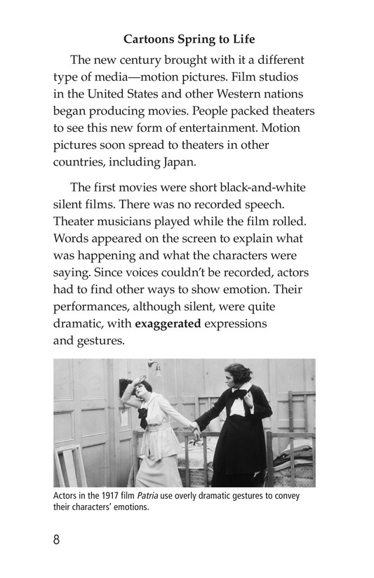 Book Preview For The History of Anime Page 8
