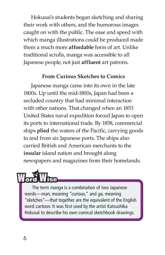 Book Preview For The History of Anime Page 6