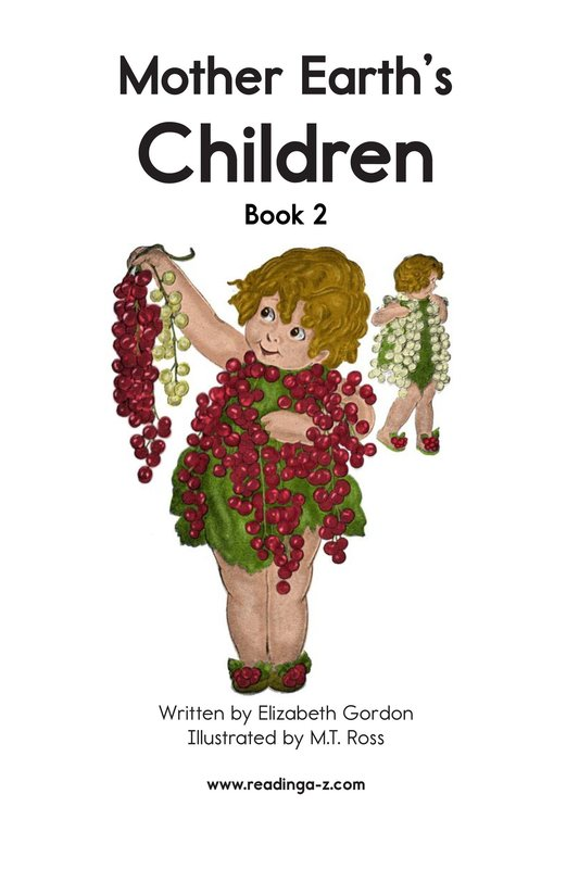 Book Preview For Mother Earth's Children Book 2 Page 2