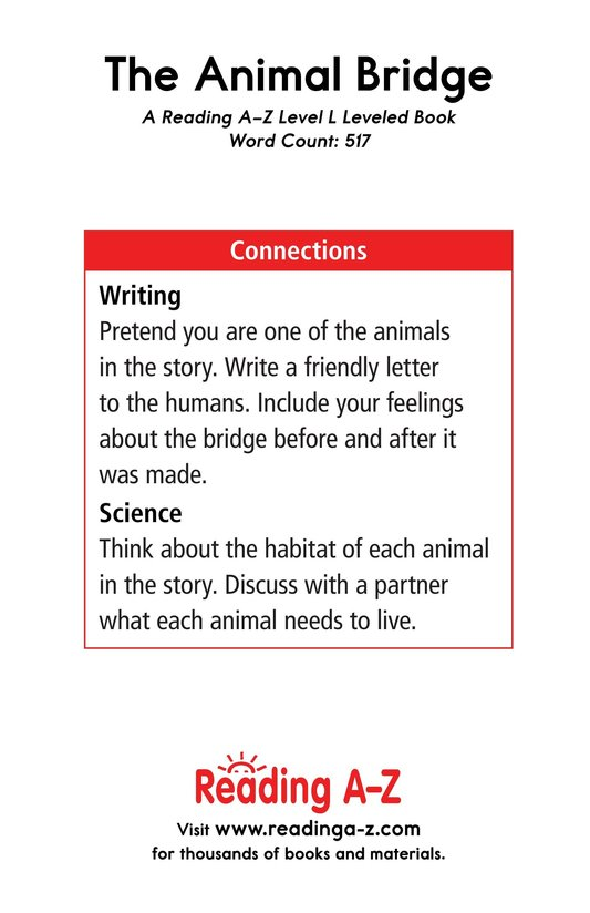 Book Preview For The Animal Bridge Page 17