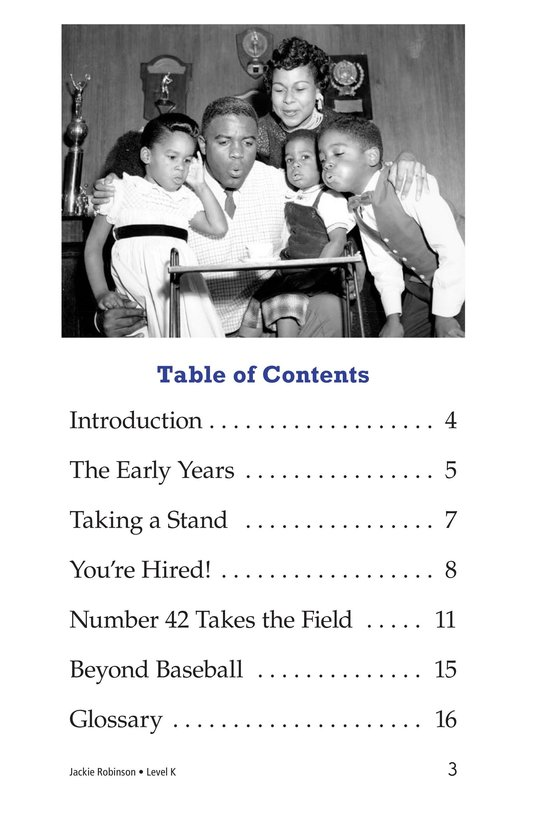 Book Preview For Jackie Robinson Page 3