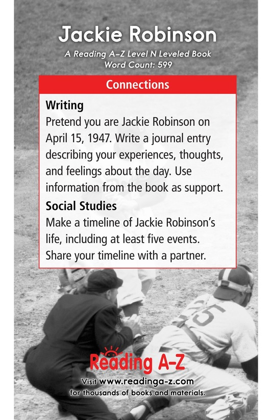 Book Preview For Jackie Robinson Page 17