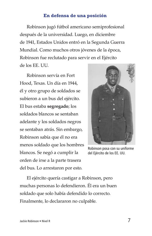 Book Preview For Jackie Robinson Page 7