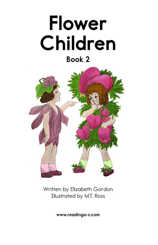 Book Preview For Flower Children Book 2 Page 2