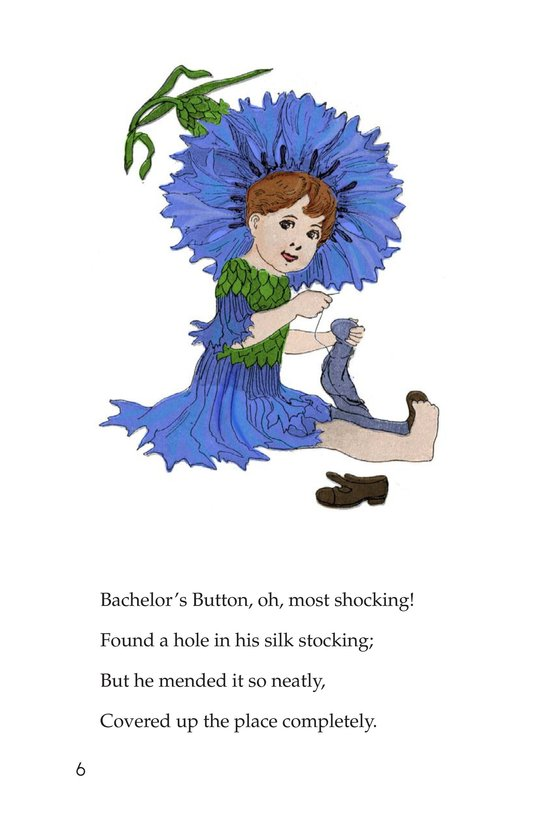 Book Preview For Flower Children Book 2 Page 6