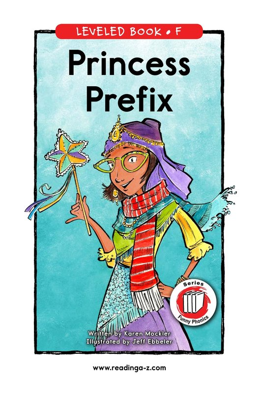 Book Preview For Princess Prefix Page 0