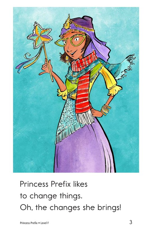 Book Preview For Princess Prefix Page 3