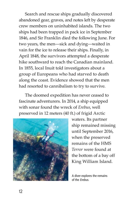Book Preview For Mysterious Shipwrecks Page 12