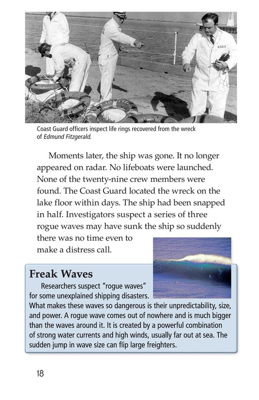 Book Preview For Mysterious Shipwrecks Page 18