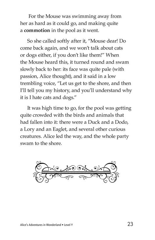Book Preview For Alice's Adventures in Wonderland (Part 1) Page 23