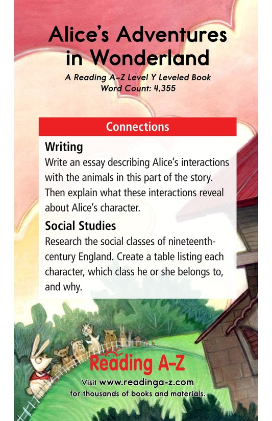 Book Preview For Alice's Adventures in Wonderland (Part 2) Page 25