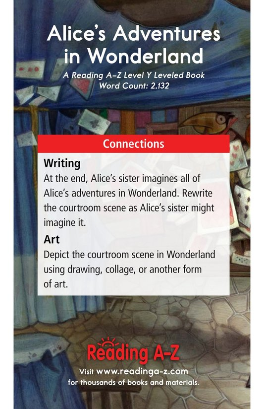 Book Preview For Alice's Adventures in Wonderland (Part 10) Page 17