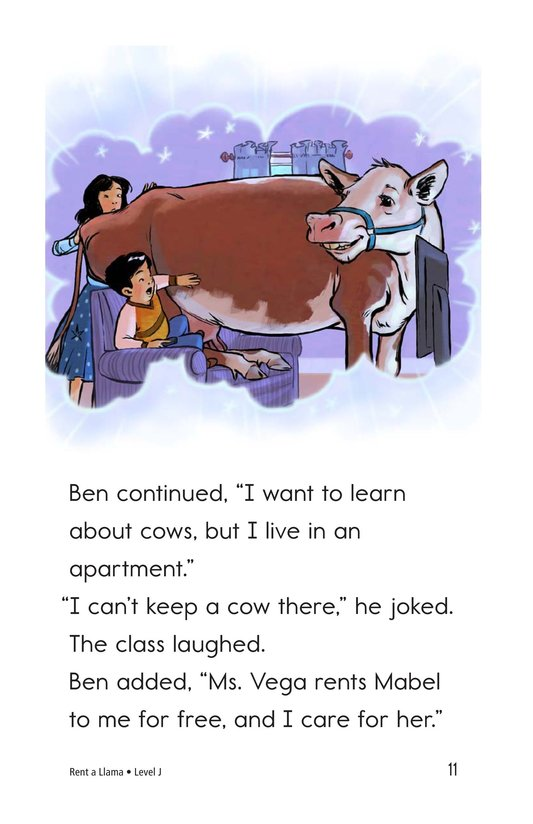 Book Preview For Rent a Llama Page 11