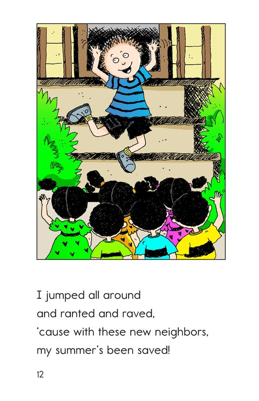 Book Preview For Summer's a Bummer Page 12