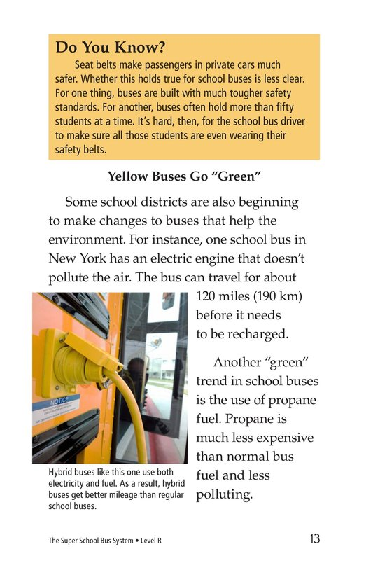 Book Preview For The Super School Bus System Page 13