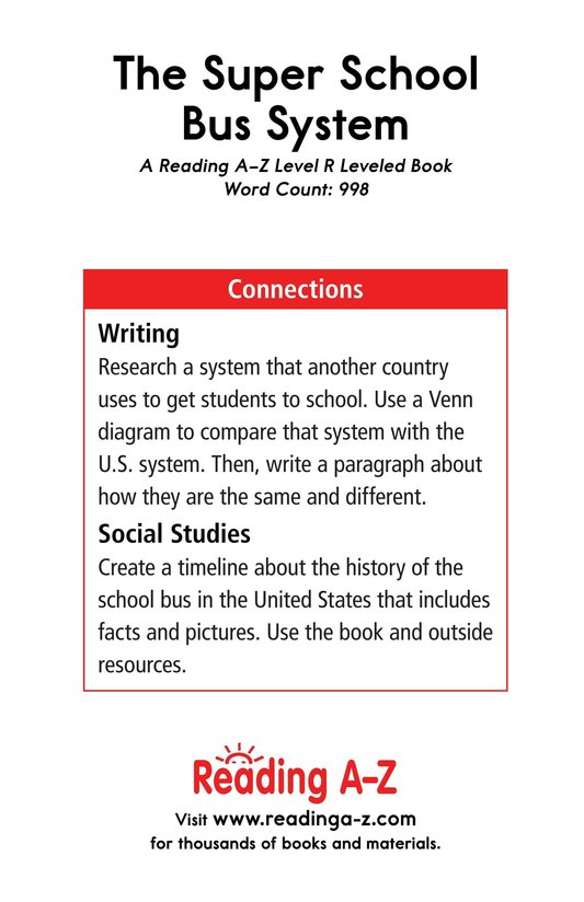 Book Preview For The Super School Bus System Page 17