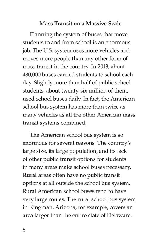 Book Preview For The Super School Bus System Page 6