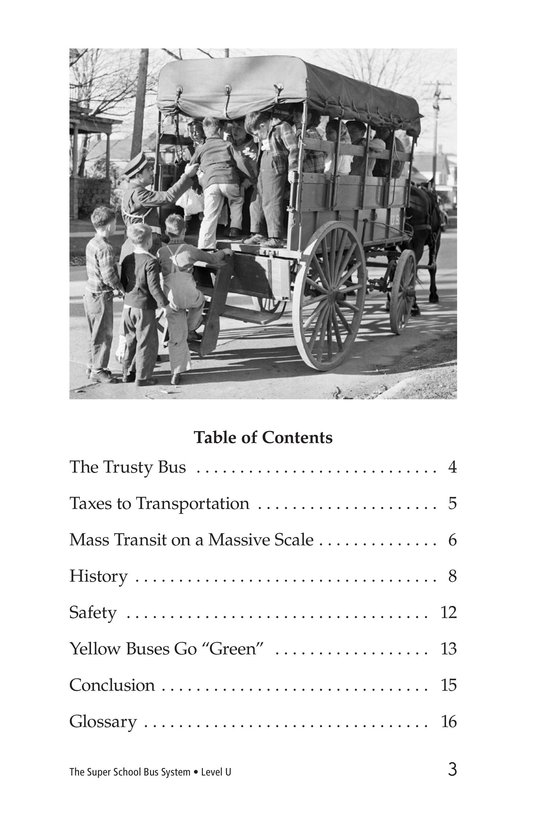 Book Preview For The Super School Bus System Page 3