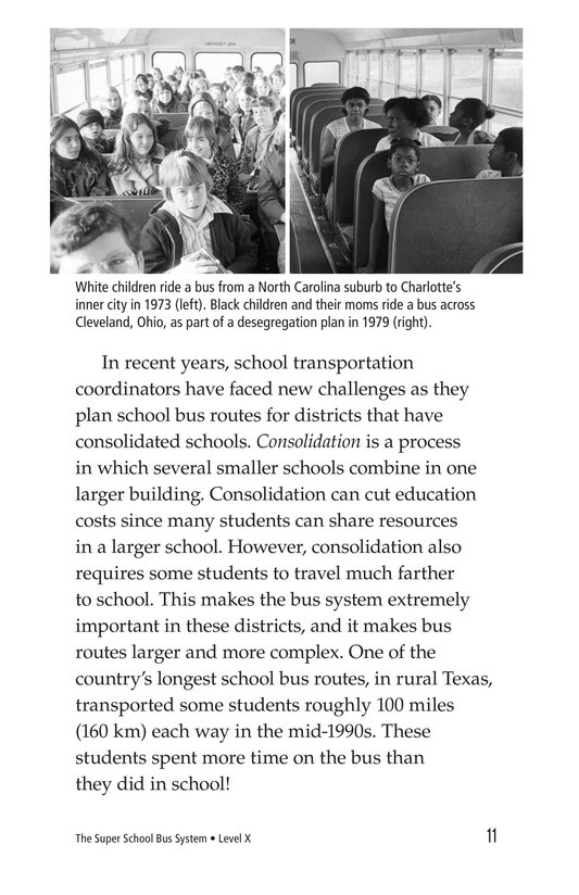 Book Preview For The Super School Bus System Page 11