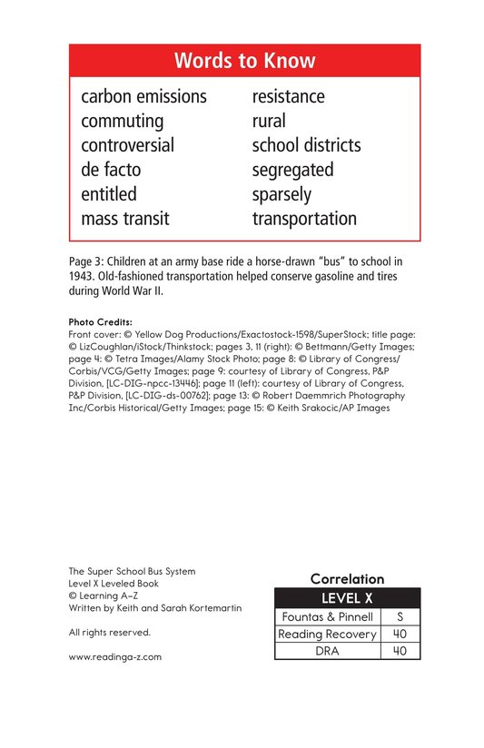 Book Preview For The Super School Bus System Page 2