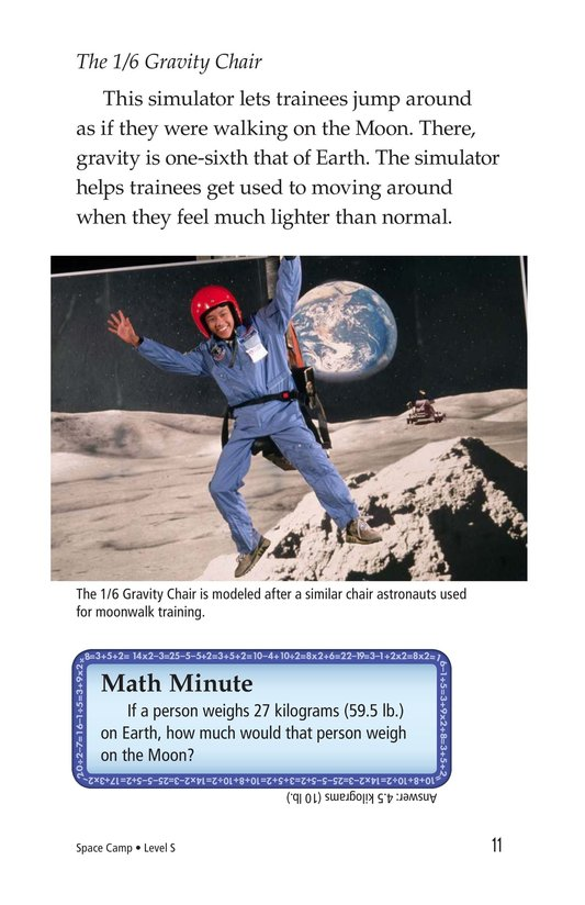 Book Preview For Space Camp Page 11