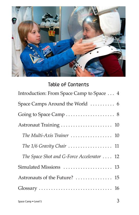 Book Preview For Space Camp Page 3