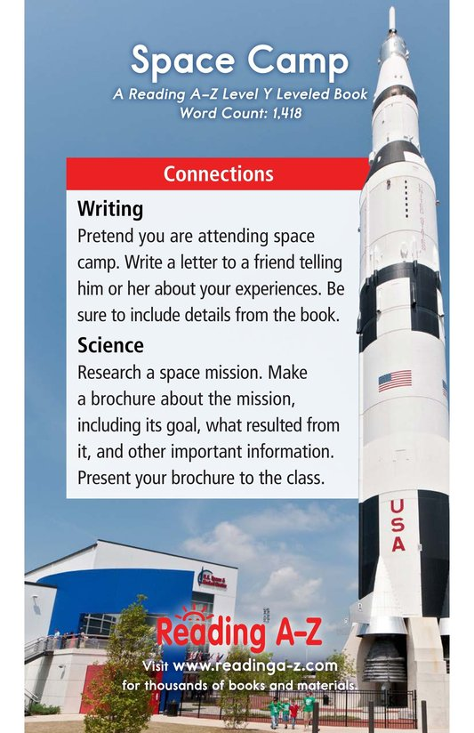 Book Preview For Space Camp Page 17