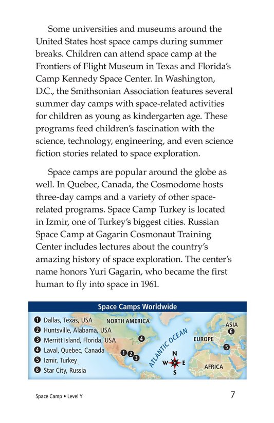 Book Preview For Space Camp Page 7