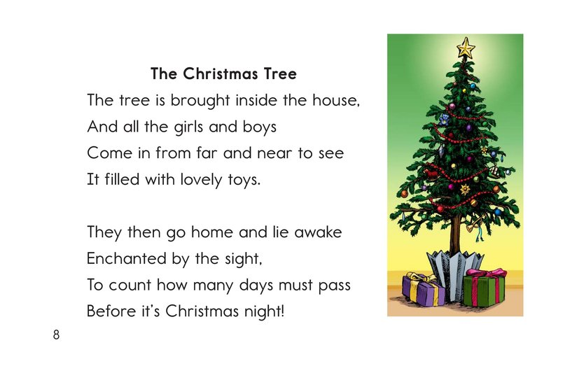 Book Preview For Christmas in Animal Land Page 8