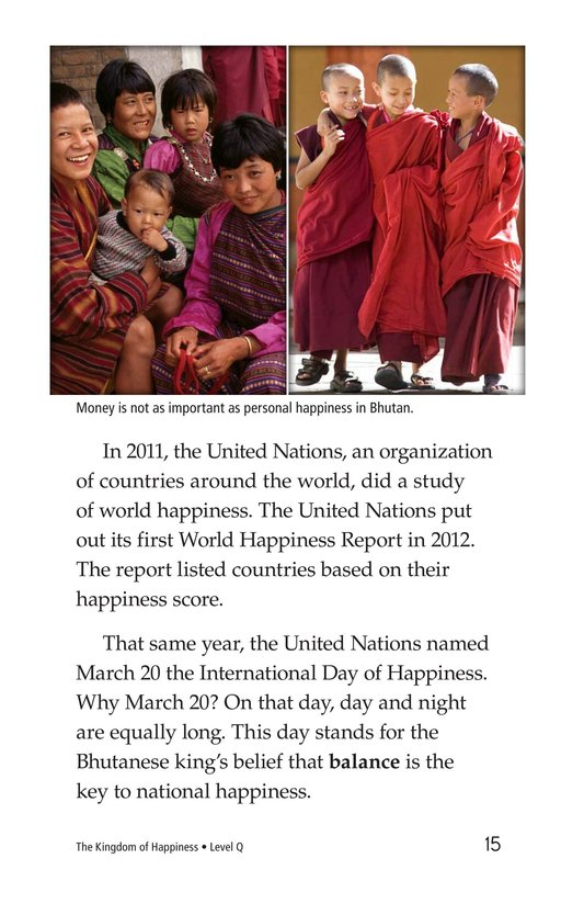 Book Preview For The Kingdom of Happiness Page 15