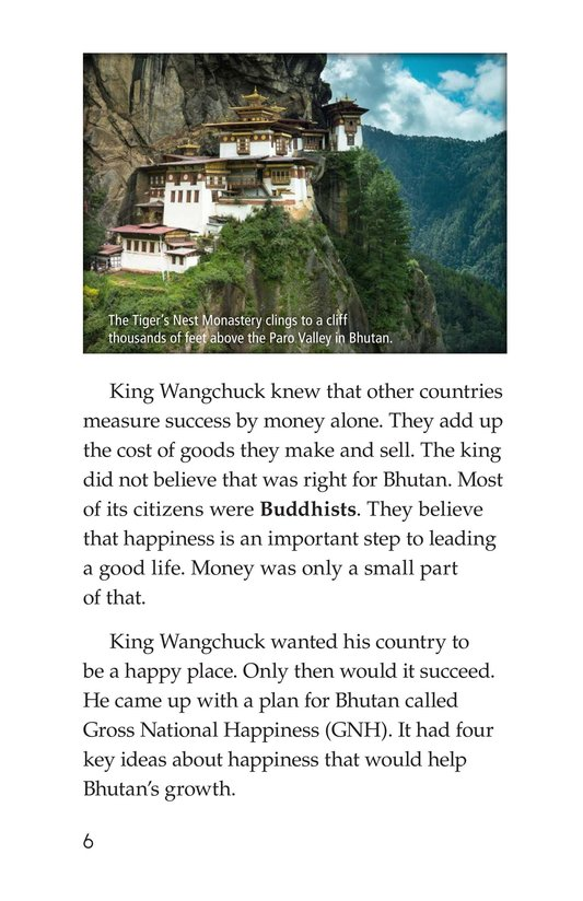 Book Preview For The Kingdom of Happiness Page 6