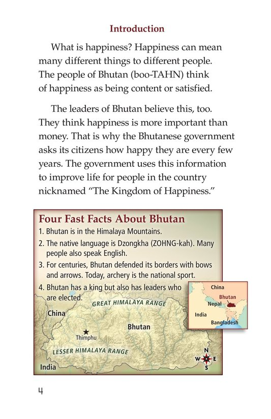 Book Preview For The Kingdom of Happiness Page 4