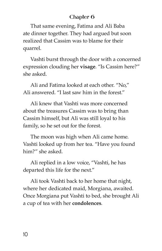 Book Preview For Ali Baba Page 10