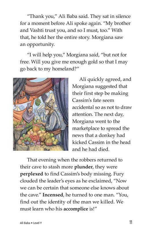 Book Preview For Ali Baba Page 11