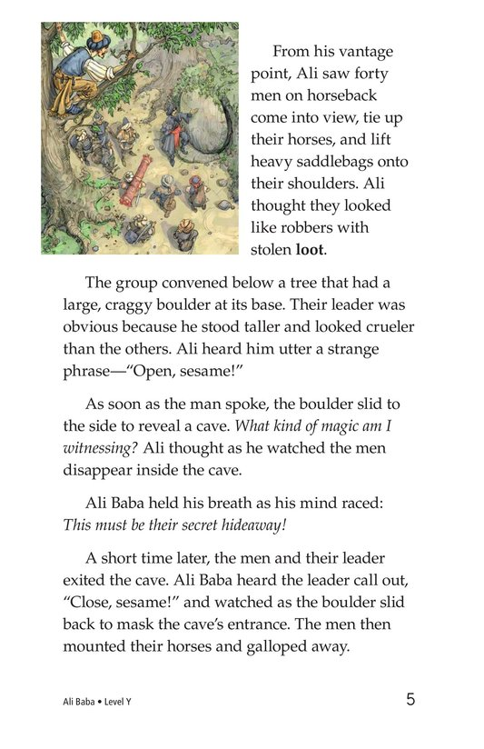 Book Preview For Ali Baba Page 5