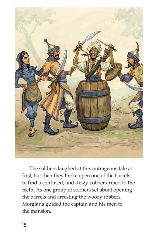 Book Preview For Ali Baba Page 18