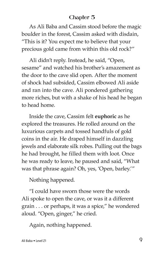 Book Preview For Ali Baba Page 9