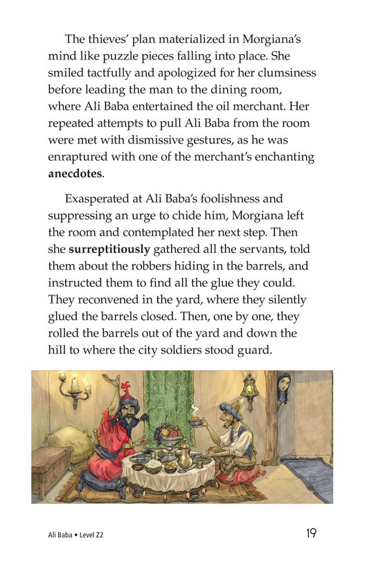 Book Preview For Ali Baba Page 19