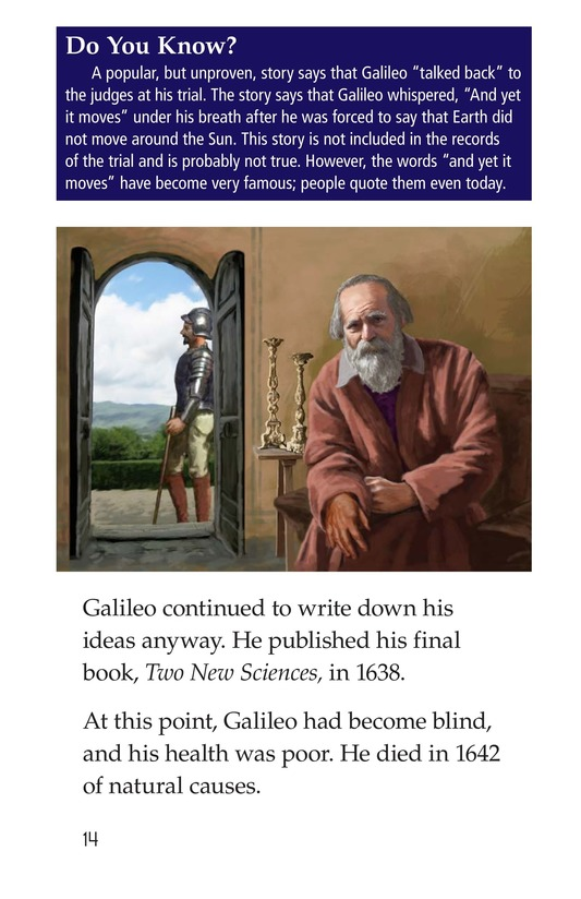 Book Preview For Galileo Page 14