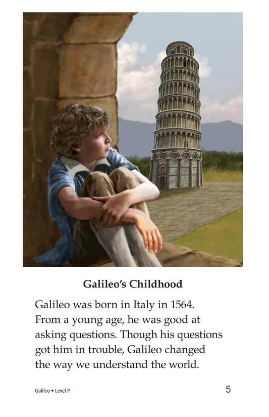Book Preview For Galileo Page 5