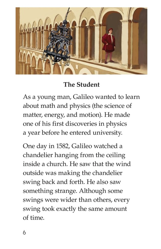 Book Preview For Galileo Page 6